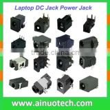 Inquiry About laptop parts dc jack dc power jack 3 pin connector laptop power plug adapter