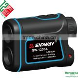 China Multifunction RS232 Long Laser Distance Meter 1500m laser Golf Hunting Rangefinder