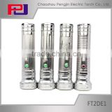 FT2DE1 LED strong light torch mr light led torch without battery