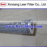 Pleated Metal Mesh Filter Element