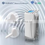 hot sale !!!high performance lightsheer 808nm diode laser permanent hair removal machine price