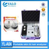 YL-A04 High quality skin and hair scanner skin analyzer beauty equipment
