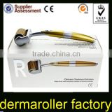 pain relief cream used with microneedle roller for better cosmetic effect