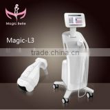 New product in 2015 Design Advanced HIFU Body contouring machine liposunix slimming with FDA