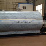 3000L Storage Equipment Cooling Tank for Blood Milk Yorgurt and liquid with CE Certificate