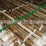 Speckle bamboo slat