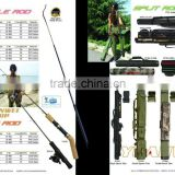 High Carbon material fishing pole rod