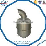 Chinese New Effective Pipe For Akrapovic Muffler Exhaust Muffler