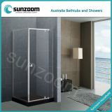 New Sunzoom Sexy Simple Shower Room Square Framed Shower Door