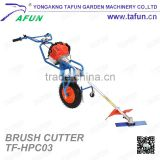 Specials gas powered trimmers with one wheel(TF-HPC03)