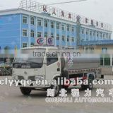 5m3 milk transport tank truck