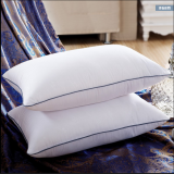 Custom Fiber Filling Pillow Inner in Double Stitched with Satin Piping