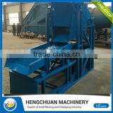 10T/H Small Dry Land Gold Equipment/Wind Powder Separate Machine/Gold Extracting Equipment by Wind Power