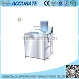 bucket decapping and brushing machine