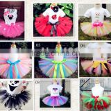 wholesale fluffy skirt baby tutu skirt dress
