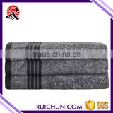 new premium fabrics textiles grey patterned towels