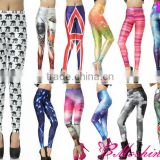 New fashion sexy custom tights cheap printed leggings 2013