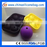 Factory Silicone Ice Maker Parts Ice Ball Mold Sphere