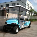 Four seat electric golf cart China factory best price with CE