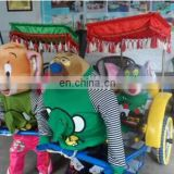 2015 New model robot rickshaw Cartoon robot rickshaw