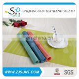 Hot sale water PVC placemat in 2015