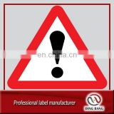 DB cheap custom metal printable road sign