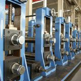 Steel tube production line