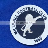 China cheap CE certification embroidery logo patches