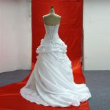 SWEETHEART BEADED LACE PUFFY WEDDING DRESS SUPPLIER W203227