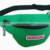newest fashion embroidered logo sport waist bag