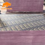sanding brown marine shuttering film faced plywood for construction