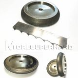 Electroplated diamond & CBN grinding wheel - zoe@moresuperhard.com