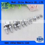 Best Quality Stainless steel wire rope accessories cable grips / wire rope clamp / clips for sale