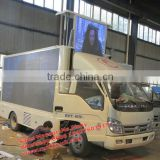 MINI Advertising Screen Trucks, LED Mobile Truck, Outdoor Mobile LED Advertising Truck Forland Truck For Sales
