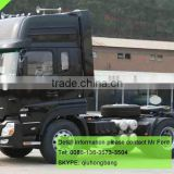 6x4 black Dongfeng kinland road tractor truck trator truck road tractor truck 0086-13635733504