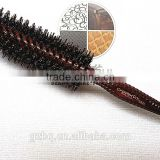 2015 boar-bristle brush round salon hair comb