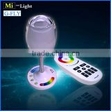 Mi.light New design goblet shape smart touch sensitive wifi enable cup light decorative led night lights for night clubs                                                                         Quality Choice