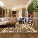 Luxury room decoration handmade silk carpet