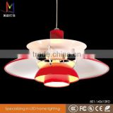 Zhongshan modern replica PH 5 snowball pendant lamp industrial design light with ce rohs                                                                         Quality Choice