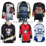 2015 Multicolor Custom Sublimation Ice Hockey Jersey, Cheap Team Hockey Shirts, Sublimated Internation Ice Hockey Uniforms                                                                         Quality Choice
