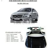 body kit for mercedes benz W218 CLS upgraded body kit for 2010-2014 CLS63/CLS AMG/CLS WALD by maker