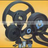 2014 03 NEW-HZPT v belt pulley/pulley wheels with bearings/cable pulley