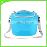 High-grade nylon ice pack aluminium foil cooler bag picnic warm bag                                                                                                         Supplier's Choice