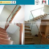 Alibaba golden supplier for 11 years popular design spigot for frameless glass balustrade with high quality GM-C263