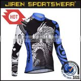 Free design! China wholesale Men's Cycling Jerseys Winter cycling jacket & bike bicycle jersey