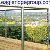 2016 Stainless Steel 304 Cable Railing System