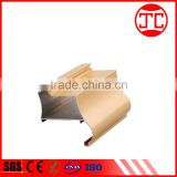 6063 t5 aluminum u channel profile accessory
