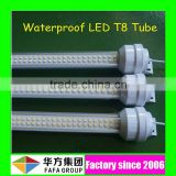 Free sample!!! Waterproof T8 Led Tube water led bathroom ceiling lights