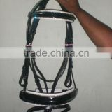 Crystal Leather Bridle