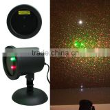 Waterproof Red & Green Laser Landscape Projector Light for Garden tree outdoor Wall Decoration and Christmas Holiday